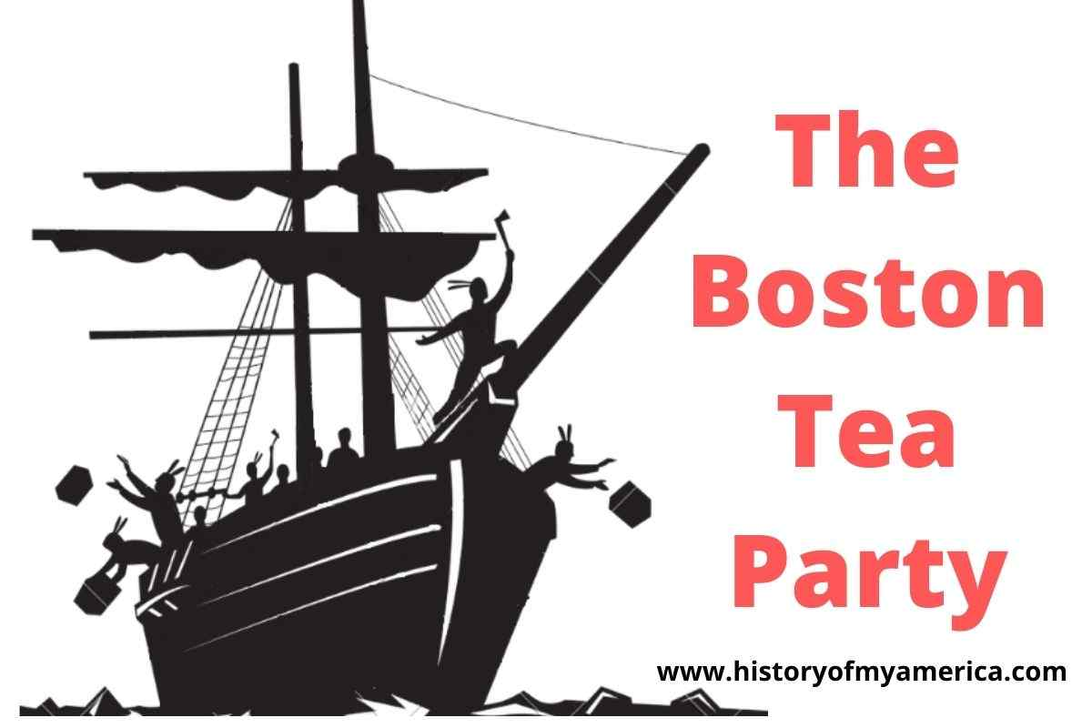 Boston Tea Party, american revolution