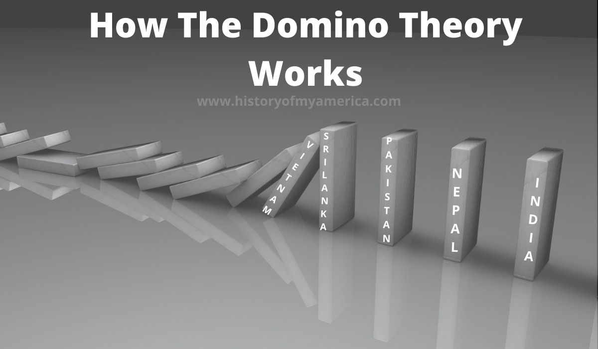 The Domino Theory, vietnam war