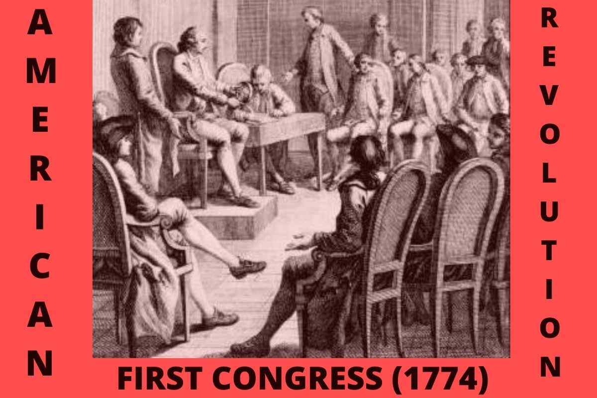 As The Colonies Moved Toward Independence The First Continental Congress Was Created In