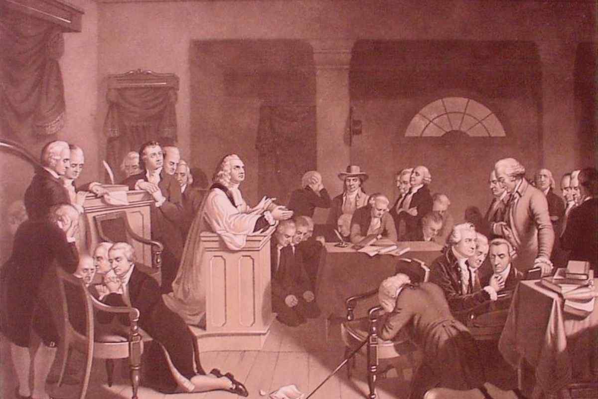 What Did The First Continental Congress Accomplish