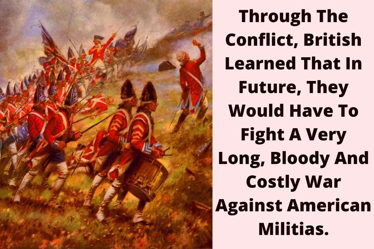 What Was Significant About The Battle of Breed's Hill