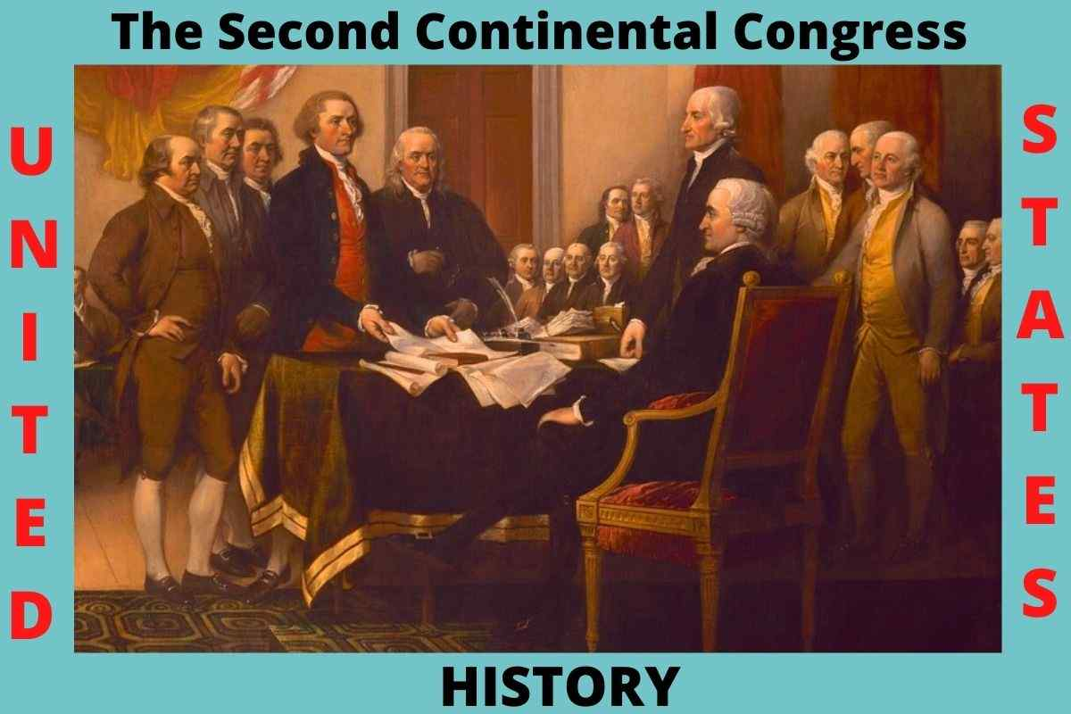 What Was The Greatest Challenge Facing The Second Continental Congress When It Met In Philadelphia