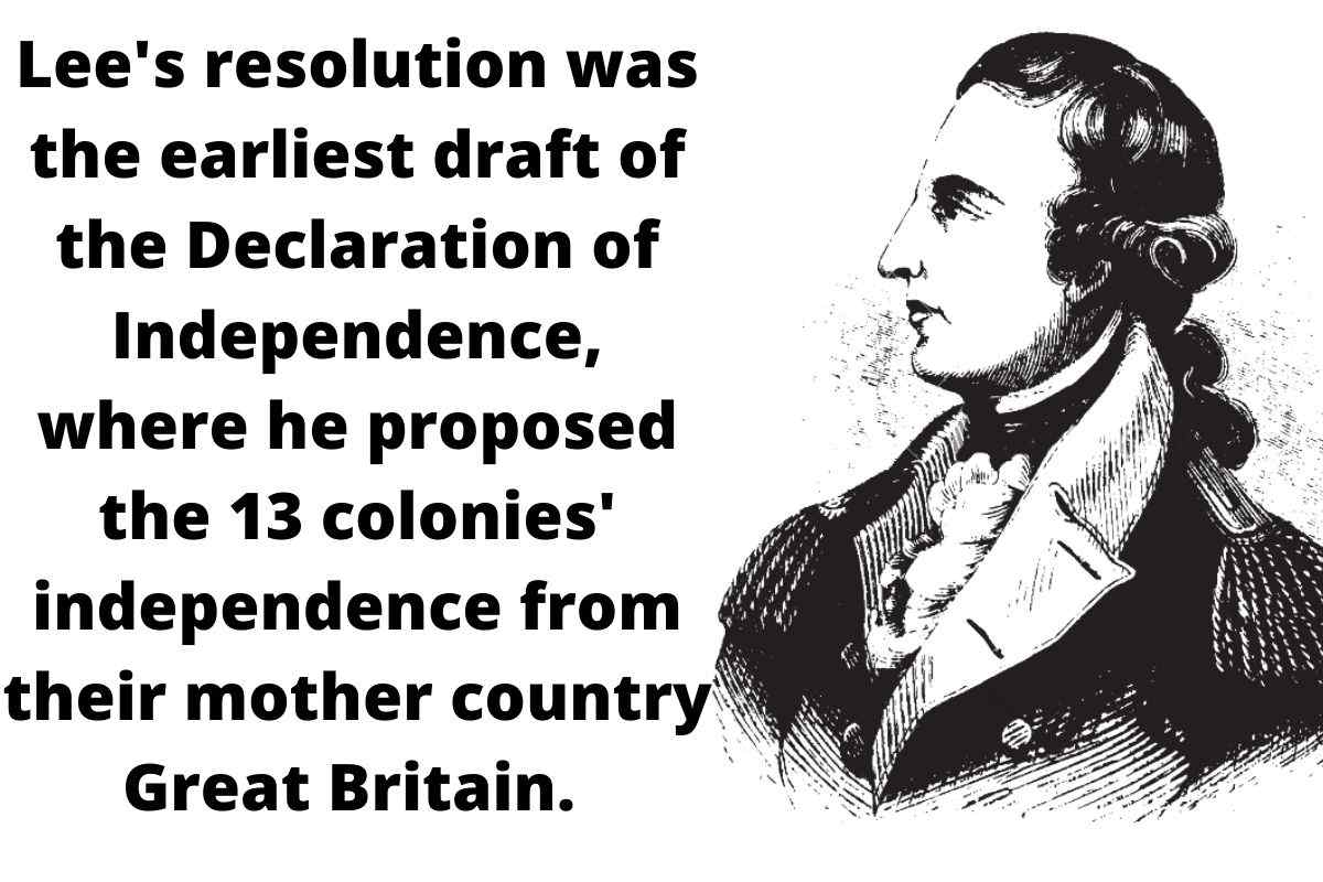 What Was The Lee Resolution