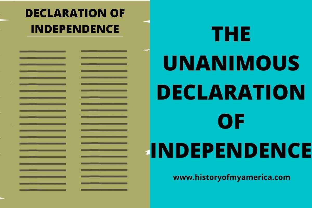 Which of The Following Is A Central Idea In The Conclusion of The Declaration of Independence