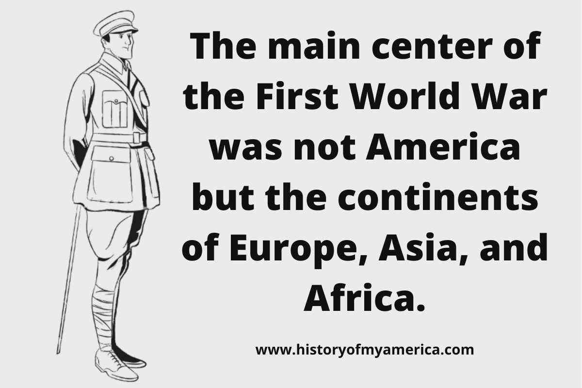What Was The Impact of WW1 On The US Civilians