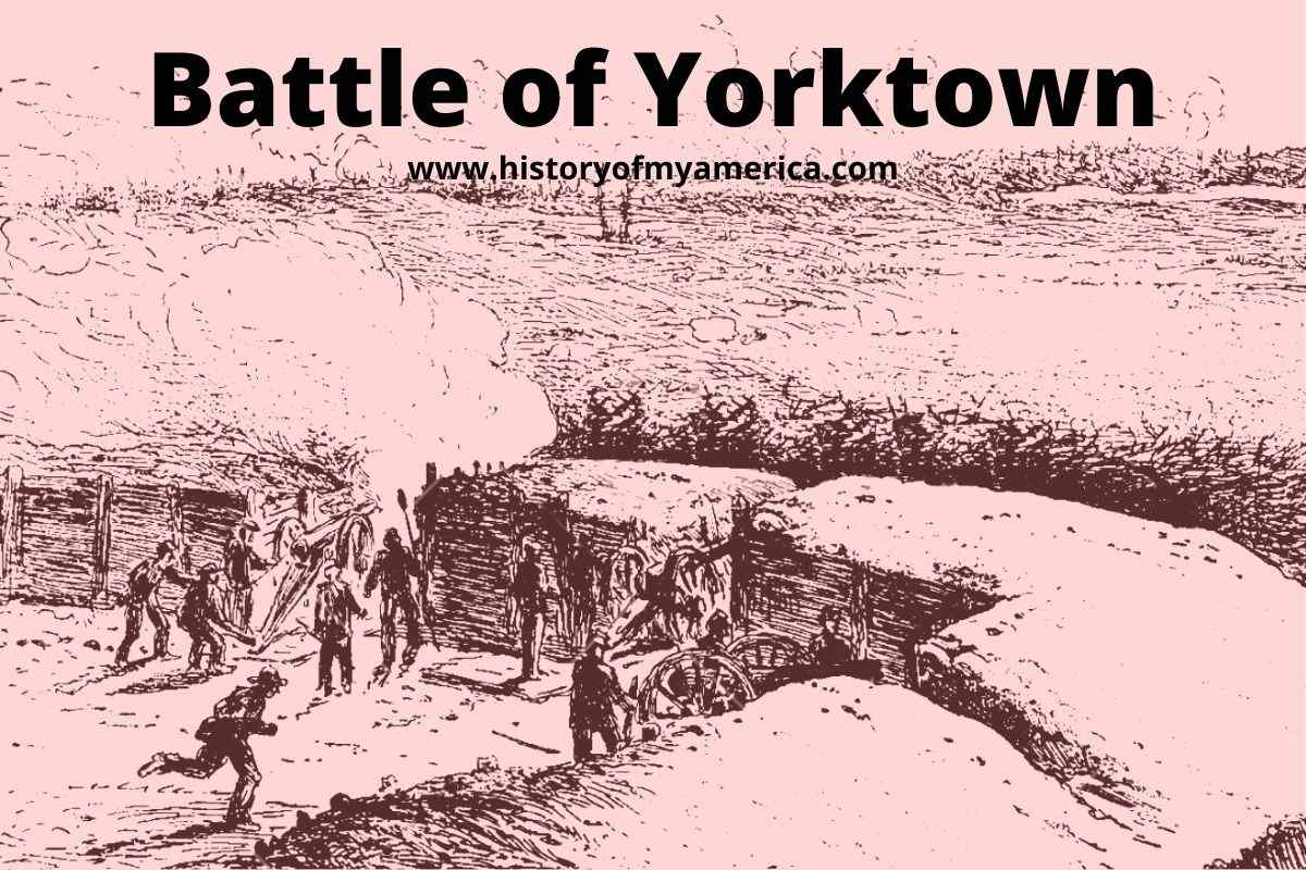 How Did The French Help The Americans In The Revolutionary War, Battle of Yorktown
