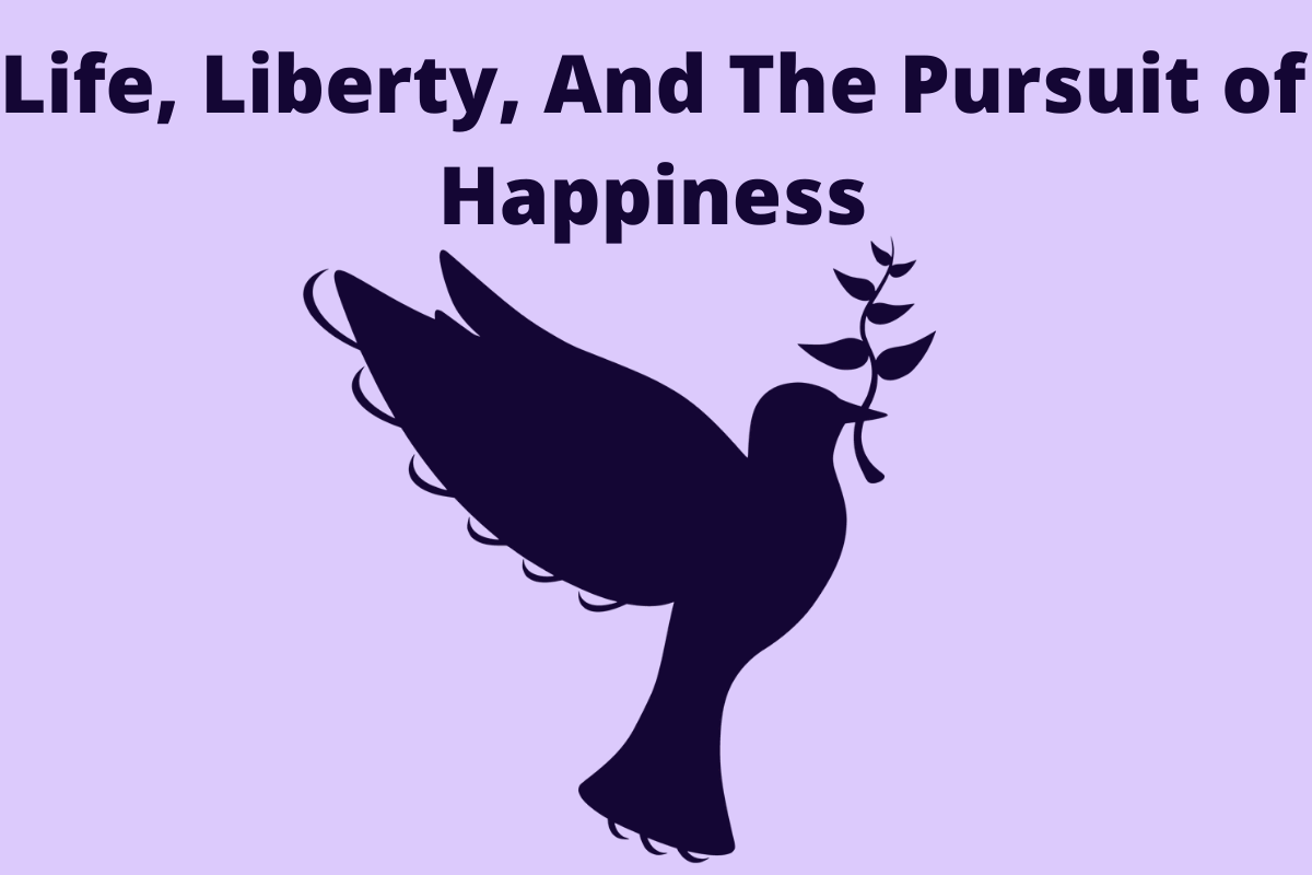 Natural Rights, Life, Liberty, and the pursuit of Happiness